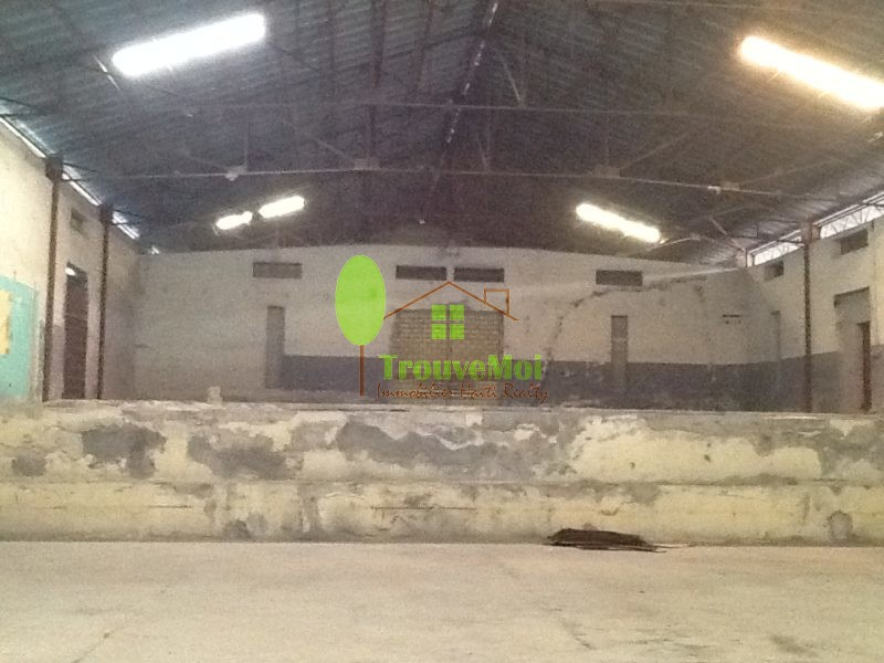 Warehouse For Rent In Cit 233 Militaire Near Ofatma